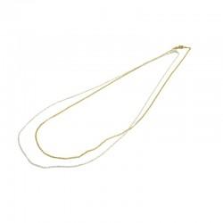 Sterling Silver Chain 50 cm